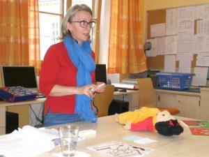 Lehrerfortbildung an der ASO / ZIS Hollabrunn